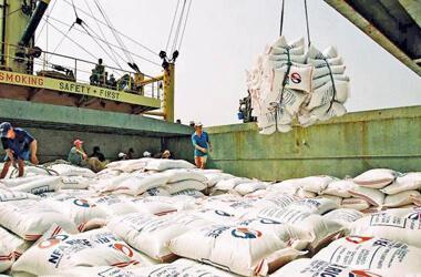 Xuất khẩu gạo sang Trung Quốc